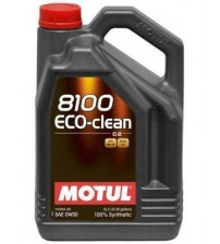 MOTUL 8100 Eco-clean 0W30 5L 102889