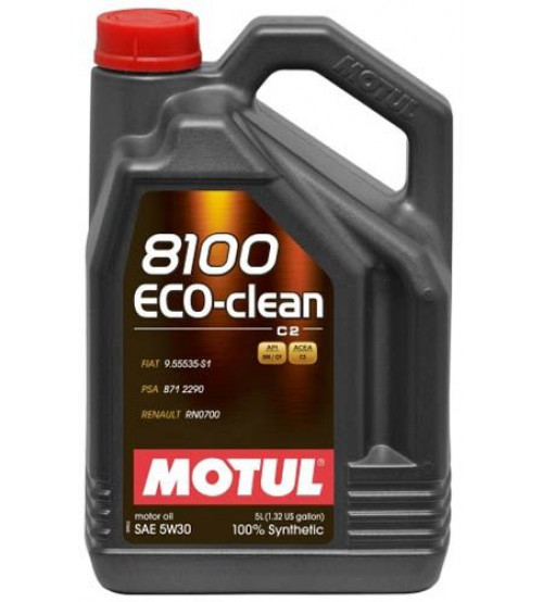 MOTUL 8100 Eco-clean 5W30 5L 101545