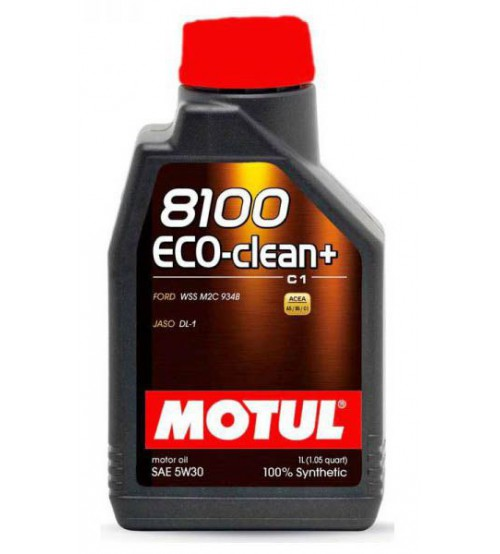 MOTUL 8100 Eco-clean Plus 5W30 1L 101580