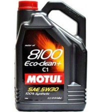 MOTUL 8100 Eco-clean Plus 5W30 5L 101584
