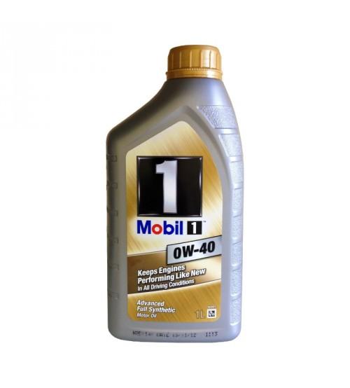 MOBIL 1 0W40 1L 152536