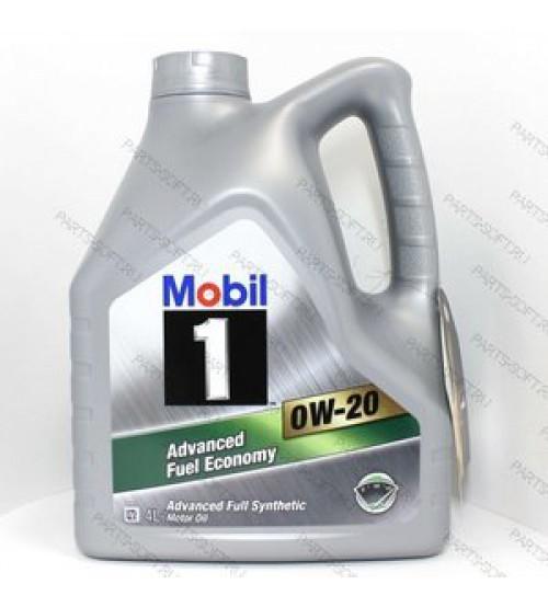 MOBIL 1  0W20 4L 152559