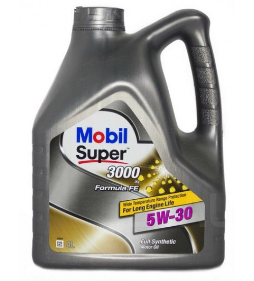 MOBIL Super 3000 X1 Formula FE 5W30 4L 152564