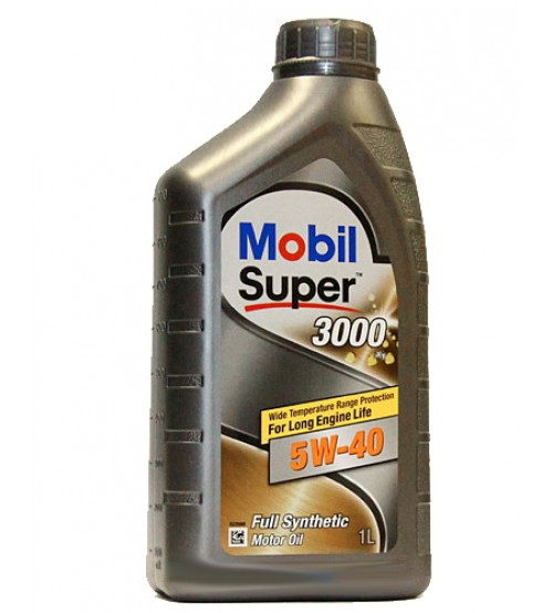 MOBIL Super 3000 Х1 5W40 1L 152567