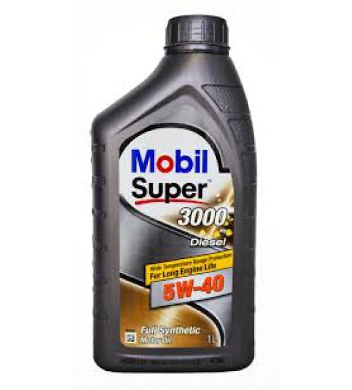 MOBIL Super Diesel 3000 Х1 5W40 1L 152573