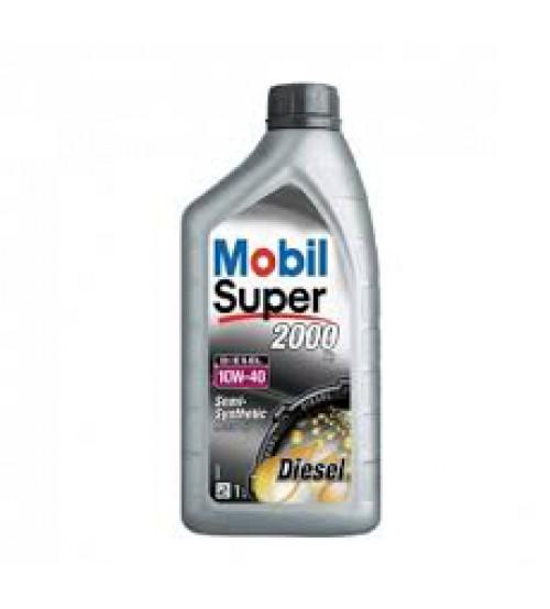 MOBIL Super 2000 X1 Diesel 10W40 1L 152627