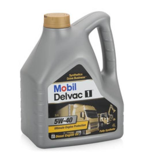 MOBIL Delvac 1 5W40 4L 152656