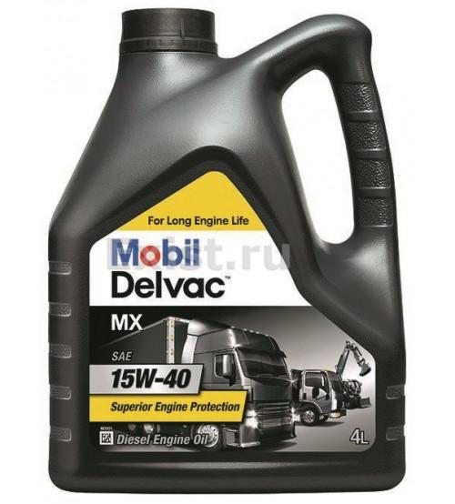 MOBIL Delvac MX 15W40 4L 152658