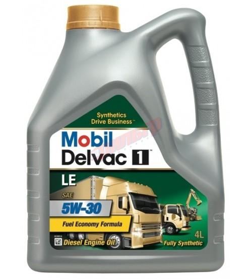 MOBIL Delvac 1 LE 5W30 4L 152664