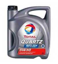TOTAL QUARTZ INEO ECS 5W30 4L 151510