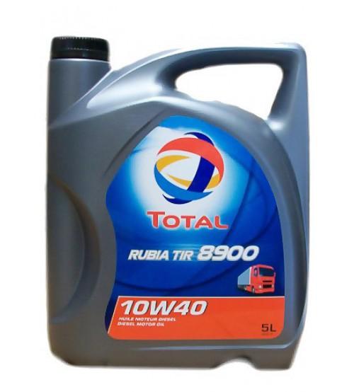 Total 8900 Rubia TIR 10W40 5L 156672