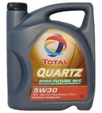 TOTAL 9000 QUARTZ FUTURE NFC 5W30 4L 183450